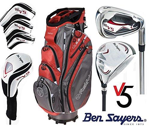 The Golf Store 4u Ltd Ben Sayers Golfschläger-Set, linke ...