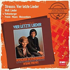 Strauss: Vier Letzte Lieder