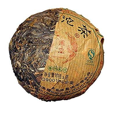 100g (0.22LB) Yunnan thé puer cru pu-erh thé puer Tuo cha thé vert cru nourriture santé thé pu'er thé chinois thé puer thé cru sheng cha thé Puerh nourriture saine nourriture verte vieux arbres thé Pu erh