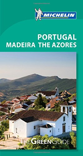Portugal - Michelin Green Guide: The Green Guide (Michelin Tourist Guides) por Michelin