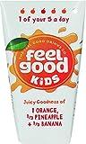 Feel Good Kids Orange/Pineapple and Banana Juice 180 ml (Pack of 20)