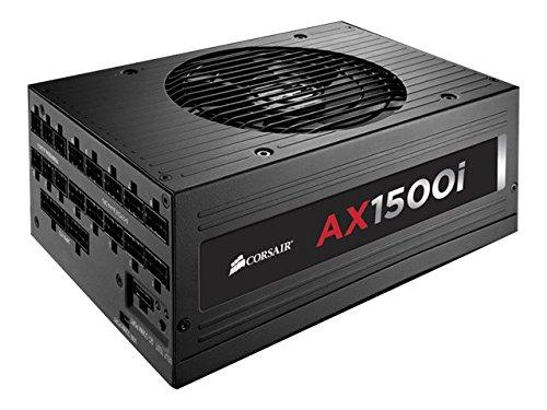 Corsair Cp-9020057-na Ax1500i Digital Atx 1500 Watt Power Supply Unit