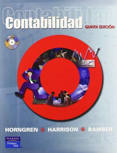 Descargar Libro Contabilidad 5/e de Horngren