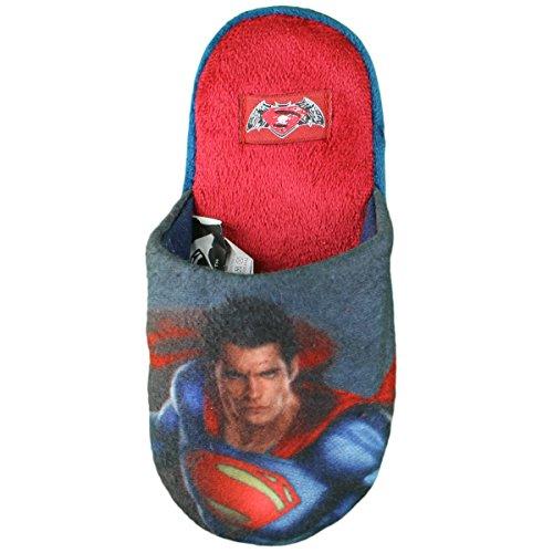 Pantoffel Batman vs Superman Junge Rot
