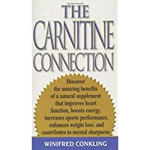 The Carnitine Connection by Winifred Conkling (2000-08-05)