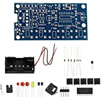 Wireless Stereo FM Radio Receiver Module PCB DIY Electronic Kits 76MHz-108MHz Environmentally friendly materials - Multi-Color Mixed