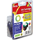 Inkrite Cartridge (HP 342) for HP - C9361E Clr