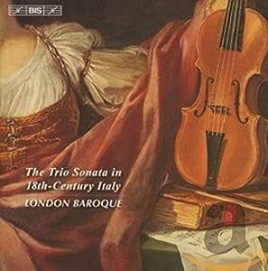 Die Triosonate in Italien im 18.Jahrhundert