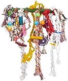 Nobby 31405 Dschungel-Toy für Papageien und Großsittiche mit Sisal L x B: 60 x 18 cm