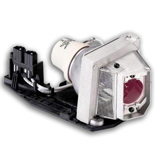 Alda PQ Beamerlampe 330-6581 / 725-10229 / KFV6M für DELL 1510X, 1610HD, 1610X Projektoren, Lampenmodul mit Gehäuse