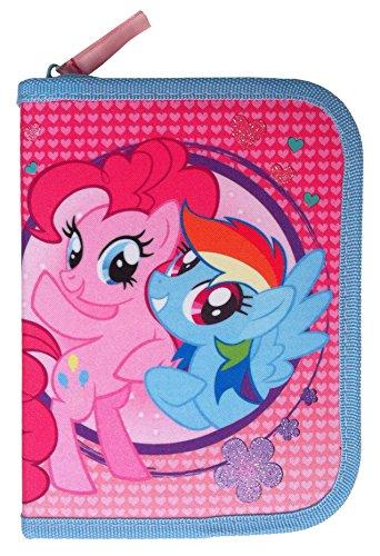 My little Pony Federmappe Federtasche mit 21 Teilen gefüllt Federmäppchen Stifte - Little Gefüllt Pony-spielzeug My