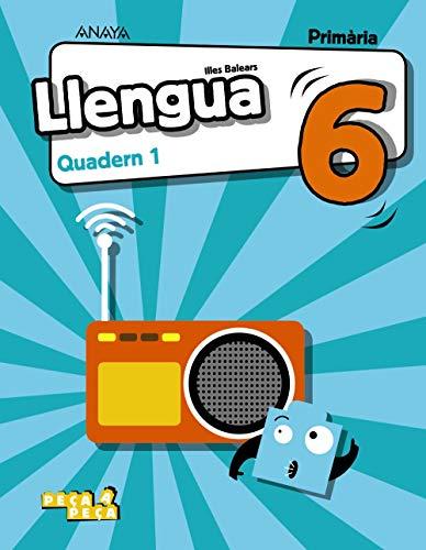 Llengua 6. Quadern 1. (Peça a peça)