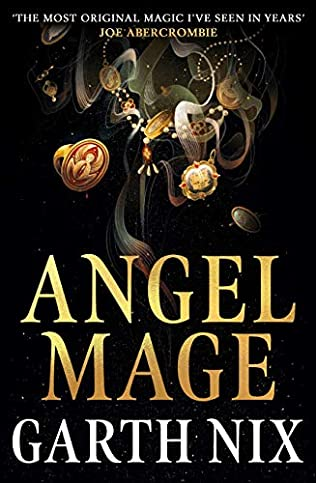 book cover of Angel Mage