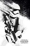 Star Wars Episode VII (Stormtrooper Paint) 61 x 91.5 cm Maxi Poster