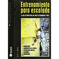Entrenamiento para escalada (Manuales (desnivel))