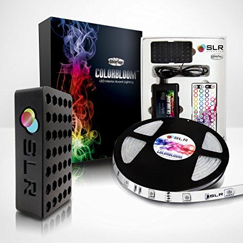 SLR® Colorbloom–Starter-Set, multi, 150 LEDs on 16.4ft strip 12.00