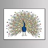 DIY Hochzeit Fingerabdruck Baum Leinwand Unterschrift Gästebuch Mit 6 Farben Tinte für Hochzeit Geburtstag Party(HK040)