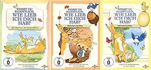 Vol. 1 + Ostergeschichten + Herbstgeschichten (3 DVDs)