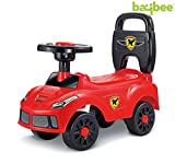 #2: Baybee StreetBlazer Premium Push Ride-on Car