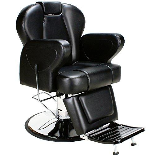 Poltrona sedia da barbiere professionale parrucchiere salone acconciature trucco truccatore visagista estetista 205019