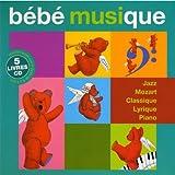 Coffret Bebe Musique Livres