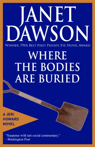 Where The Bodies Are Buried (The Jeri Howard Series Book 8) (English Edition)