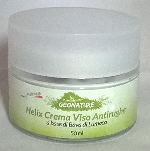 HELIX Crema Viso Antirughe - prodotto naturale, bava di lumaca,