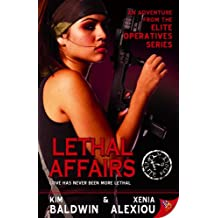 Lethal Affairs (Elite Operatives Romance Intrigue)