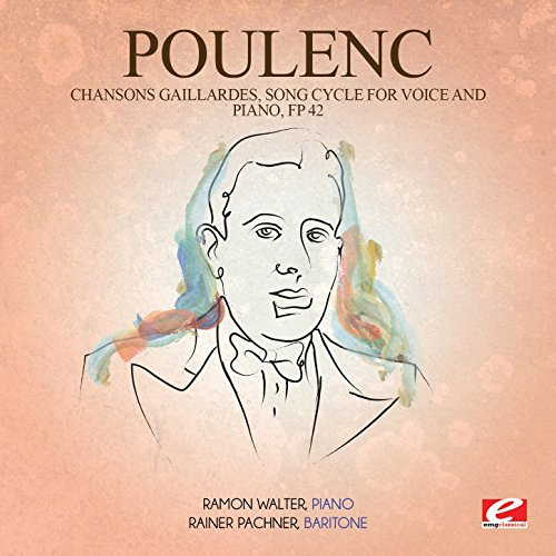 Chansons Gaillardes, Song Cycle for Voice and Piano, FP 42: I. La Maîtresse volage