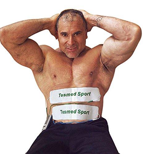 TESMED-SPORT-fascia-per-addominali-aiuta-a-perdere-i-centimetri-di-troppo-adatta-a-tutti-gli-elettrostimolatori-con-cavi-a-spinotto-da-2-mm
