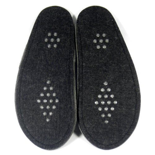 Slipper Pantofole da ABS sentivo con Grigio cliente ABS del pieghevole pantofole senza uomo con wY4U4Eqrx