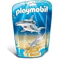 Playmobil 9065 Hammer Shark with Baby