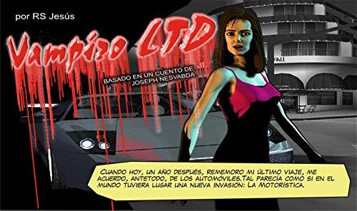 VAMPIRO LTD: El automóvil tenebroso (Cómic nº 1) por Gerardo Jesus Reyes