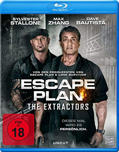 Escape Plan - The Extractors [Blu-ray]