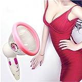 Cuidador Mujer Mama mejorar al vacío tazas sujetador Ampliación masajeador anti celulitis taza...
