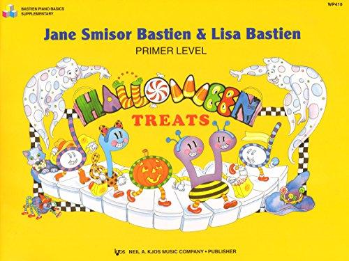 Bastien Halloween Treats: Primer (Batien): Noten für Klavier