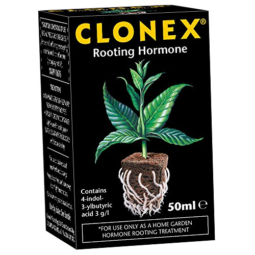 Growth Technology Clonex d'enracinement hormone Gel 50 ml pour hydroponie, Terre, Coco