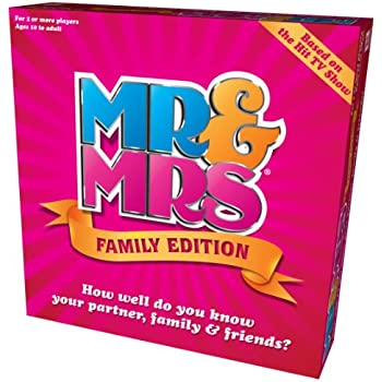 mr and mrs board game questions