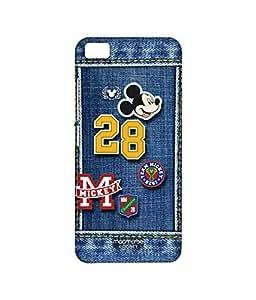 Licensed Disney Mickey Mouse Premium Printed Back cover Case for Xiaomi Mi5