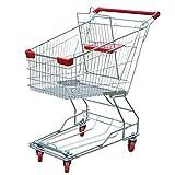 Ali Lamps@ Carrello a mano/Carrello della spesa Carrello del supermercato Carrello dei veicoli Centri commerciali Carrello doppio Carrello portavaligie Ktv Carrello spesa 100 kg