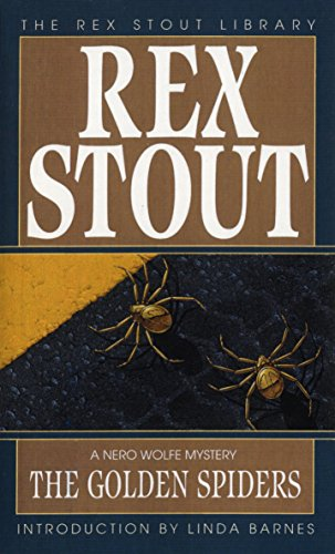 The Golden Spiders (A Nero Wolfe Mystery)