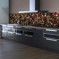 Abwaschbare Tapete Küche best abwaschbare tapeten für die küche images house design ideas