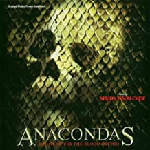 Anacondas: The Hunt for the Blood Orchid [Import anglais]
