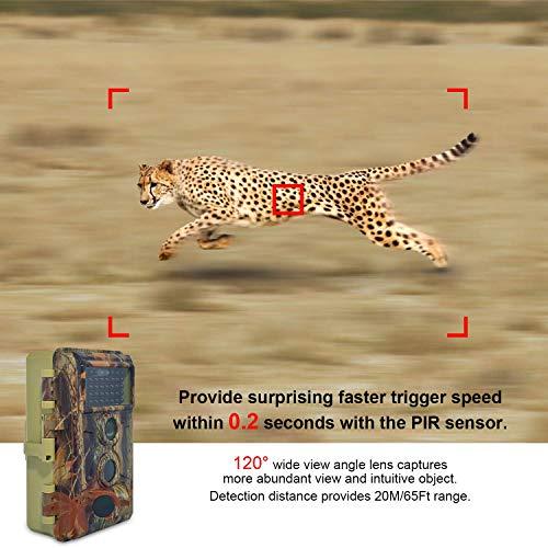 Zoom IMG-2 digitnow fotocamera da caccia 16mp