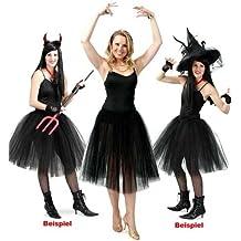 Ballerina Kleid schwarz Unisex M - XXXL