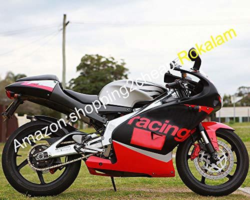 Cowlings Kit de carénage ABS pour moto Aprilia RS125 2001-2005 RS 125 2001 2002 2003 2004 2005 RS125 01 02 03 04 05