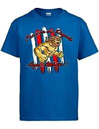 Camiseta Athletic Bilbao escucha mi rugido