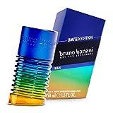 bruno banani Limited Edition für him EdT Spray 50ml, 1er Pack (1 x 50 ml)