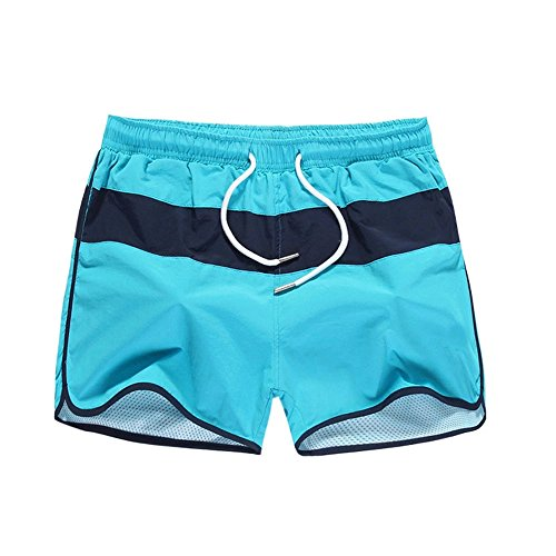 Sotica Damen Short One size Blau