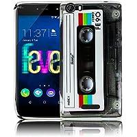 Wiko Fever 4G funda de protección soft case funda Bumper Case Smartphone Flip compuesto protectora trasera thematys®